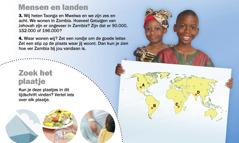 1. Kinderen uit Zambia; 2. Zoek het plaatje