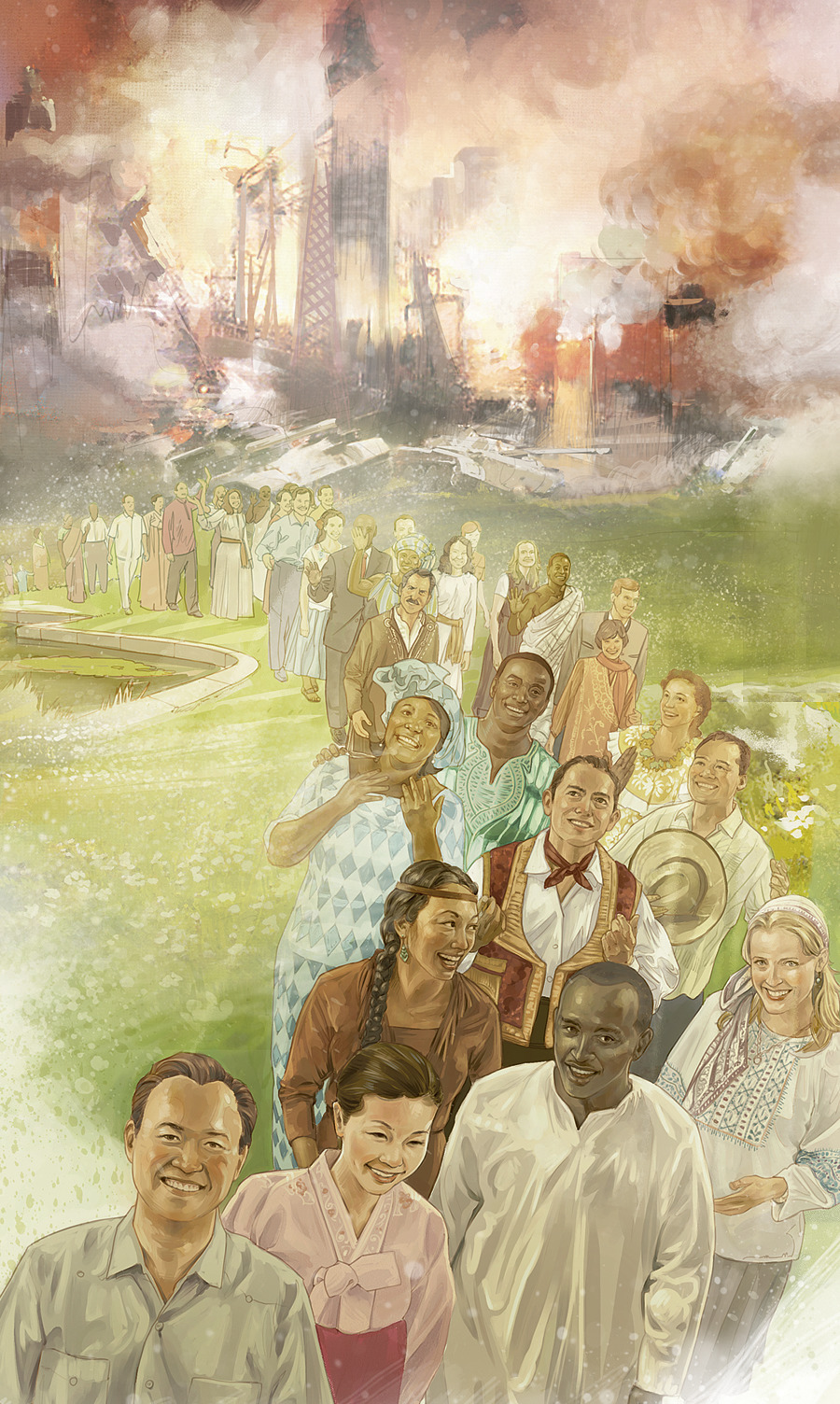 ソンケムン 聖書 の 預言