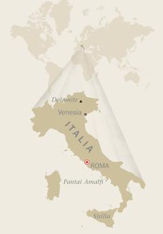 Peta Italia