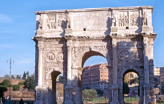 Ang Arch of Constantine