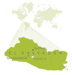 El Salvador ƒe anyigbatata