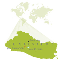 Mapa ti El Salvador