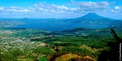 Utsiktsbilde fra El Salvador