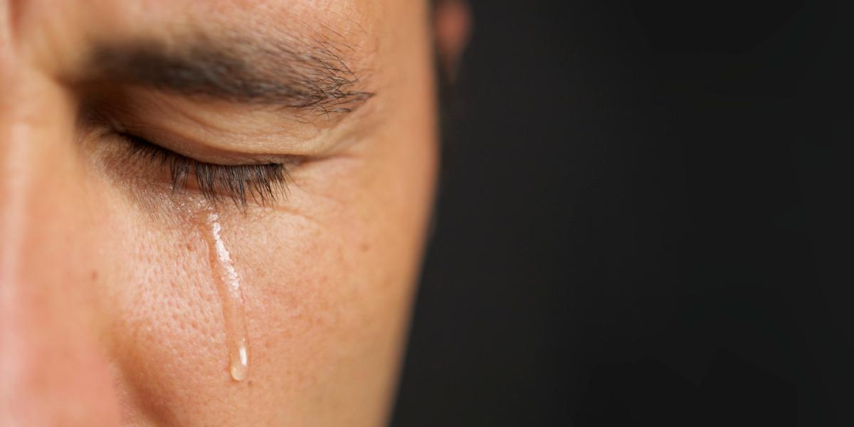 Top Il mistero delle lacrime NM85