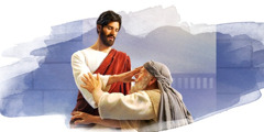 Gin-ayo ni Jesus ang isa ka nagamasakit nga tawo