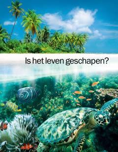 Cover van de brochure Is het leven geschapen?