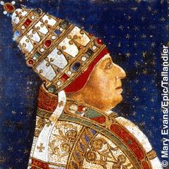 Le pape AlexandreVI