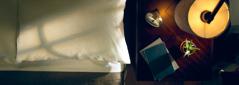 Спальня, в которой тихо и уютно