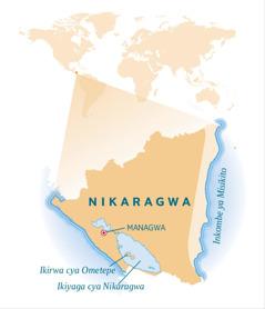 Ikarita ya Nikaragwa