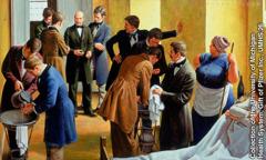 Лекари перу руке