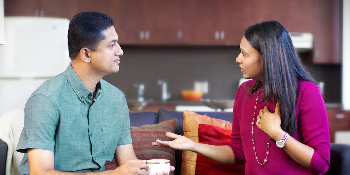 Kommunikation In Der Ehe So Spricht Man über Probleme