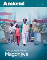 Gazeti la Amkeni! Na. 6 2016 | Jinsi ya Kujilinda na Magonjwa