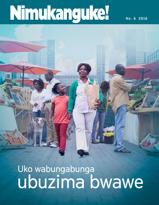 Igazeti ya Nimukanguke!, No. 6 2016   Uko wabungabunga ubuzima bwawe