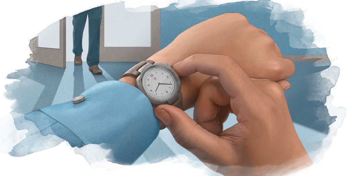 article on punctuality