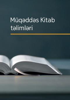 Müqəddəs Kitab təlimləri