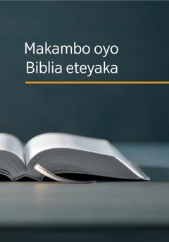 Makambo oyo Biblia eteyaka