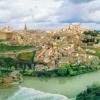Toledo, a popular tourist city in Spain
