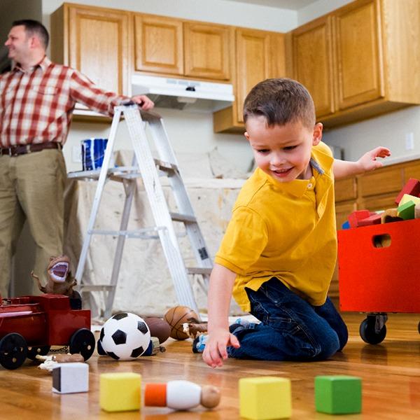 La Importancia De Que Los Niños Ayuden En Casa