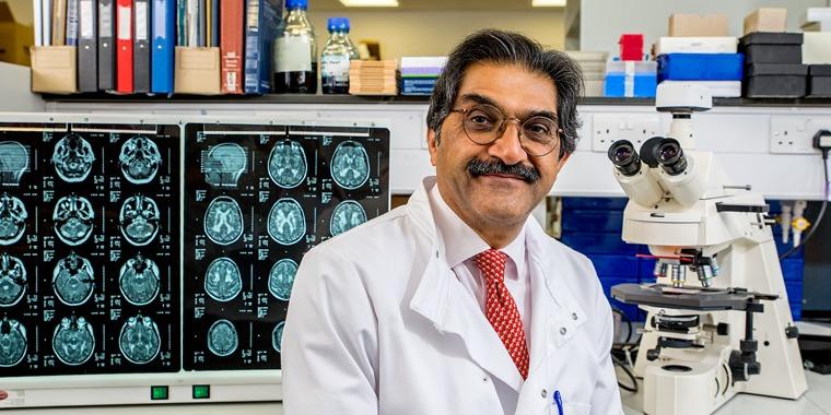 Professor Rajesh Kalaria
