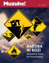 Muzuhe! No. 5 2017 | Hakuba ni Kozi—Zemukona Kueza Kuli Musilelezwe