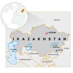 Imephu yeKazakhstan