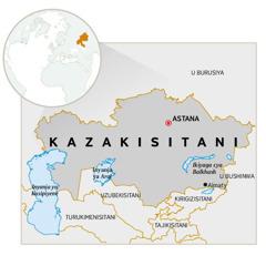 Ikarita ya Kazakisitani