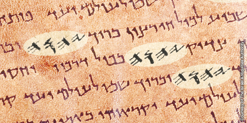 What the Bible Says About God's Name
