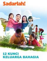 Sadarlah! No. 2 2018 | 12 Kunci Keluarga Bahagia