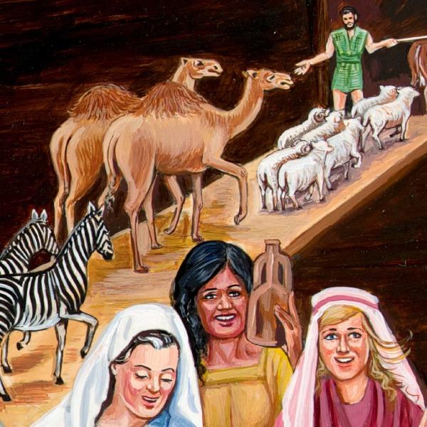 El Arca De Noé Historia Bíblica