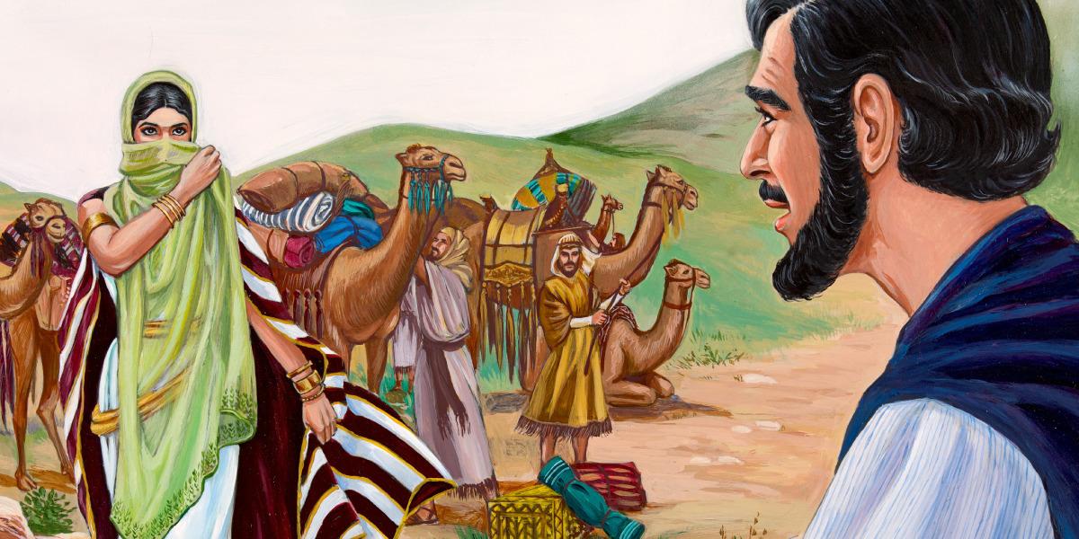Isaak und Rebekka | Bibelgeschichten