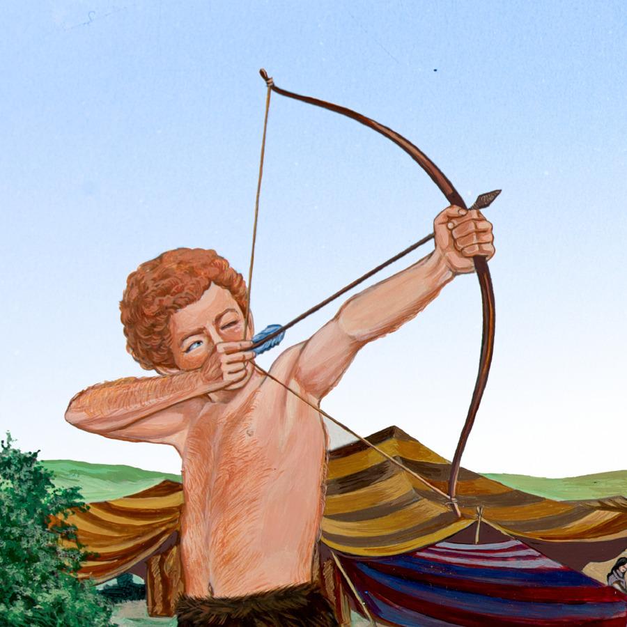 Jacob y Esaú: gemelos que eran diferentes | Historia bíblica