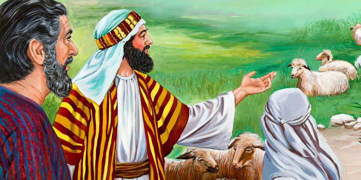 Jacob and Rachel | Bible Story