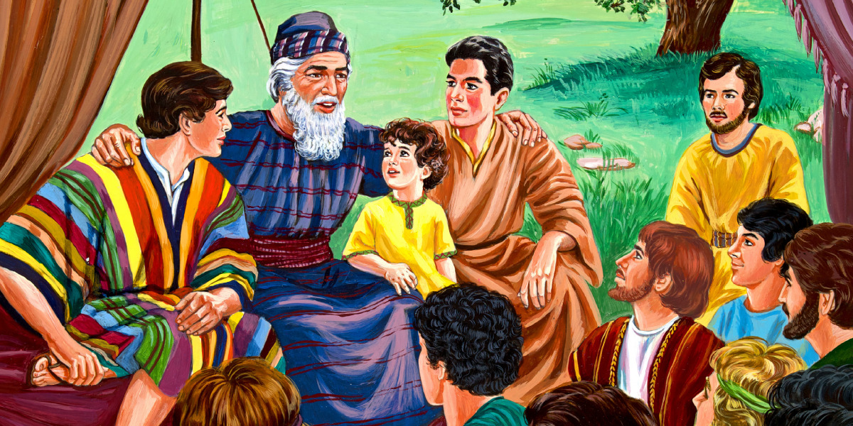 Jacob's Sons and the 12 Tribes of Israel | Bible Story