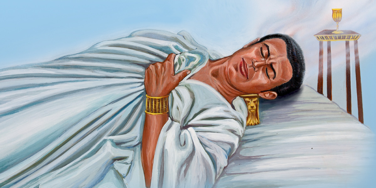 Pharaohs Dreams Bible Story