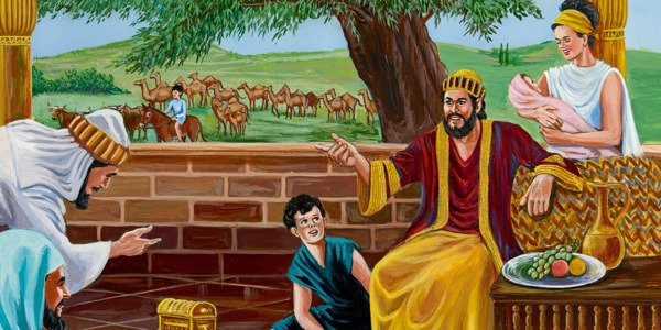 The Book of Job | Bible Story