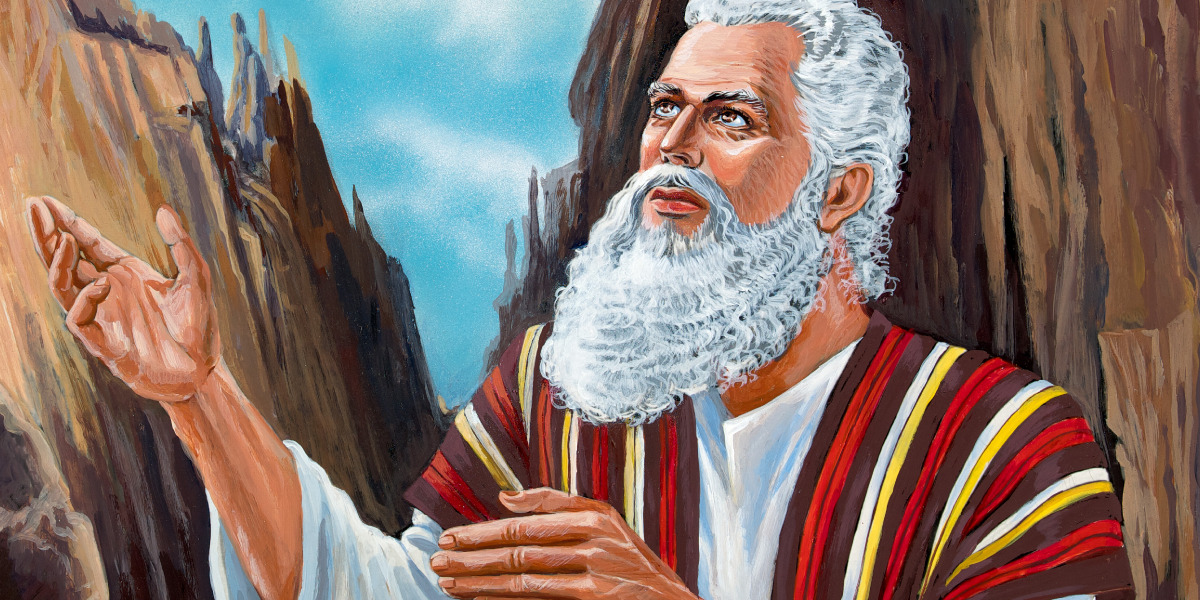 Moisés y los Diez Mandamientos | Historia bíblica