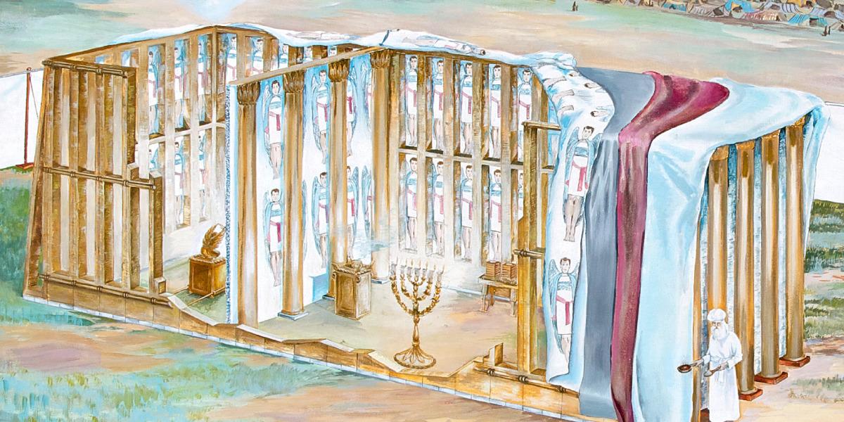 El tabernáculo, una tienda para adorar a Dios | Historia bíblica