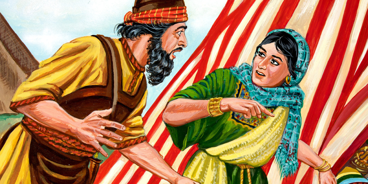 Deborah and Jael—Brave Women in the Bible | Bible Story