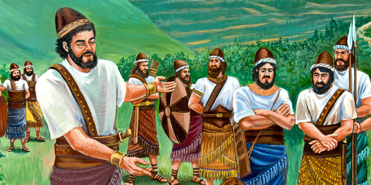 Gideon's Army of 300 Men | Bible Story