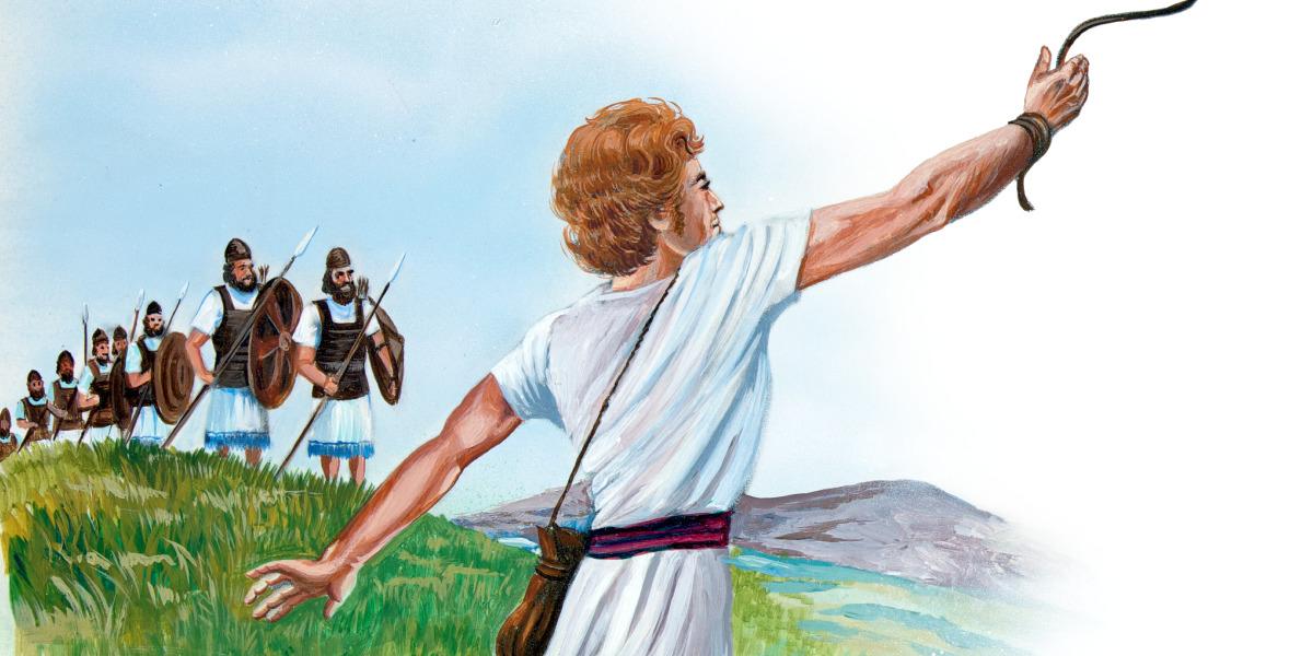 David y Goliat | Historia bíblica