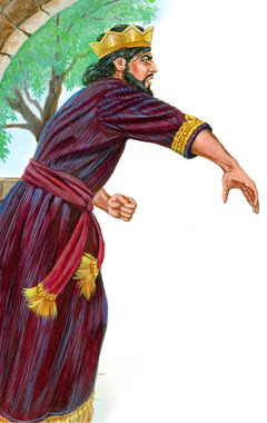 Sinte kong Saul