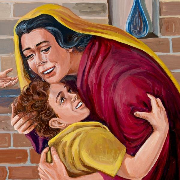 Nabi Elia Dan Elisa Cerita Alkitab