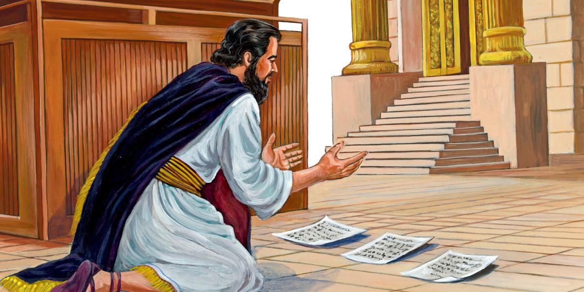 La oración de Ezequías | Historia bíblica