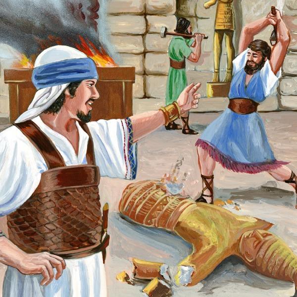 Israel's Last Good King—Josiah | Bible Story