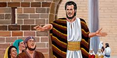 Profeta Jeremías rani' né balory ni tzagac per guirá israelitas raxiich láabu