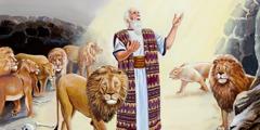 Daniel i løvekulen