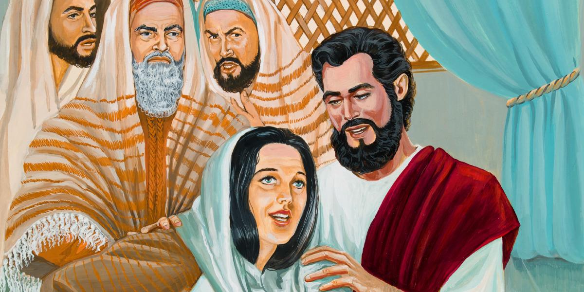 Jesus Cura A Los Enfermos Hasta En Sabado Historia Biblica