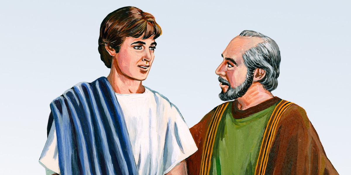 Pablo Y Timoteo Historia Biblica