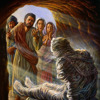 Binuhay-muli ni Jesus si Lazaro