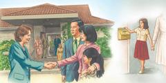 Եհովայի վկաները Թագավորության սրահում
